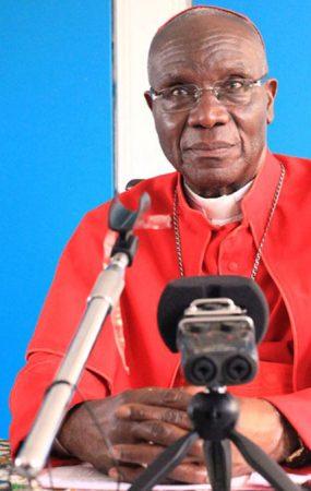 Cardinal Jean Pierre KUTWA