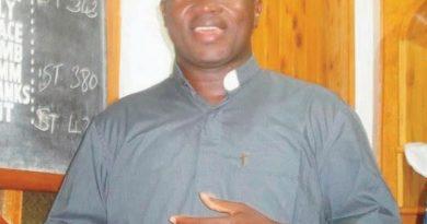 Père JACQUES ASSANVO AHIWA