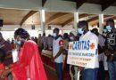 Paroisse saint Pierre d'Anoumabo/ ouverture de La semaine nationale de la Caritas: le Fonds de Réserve pour la Caritas créé