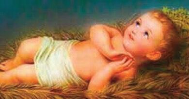 enfant Jésus dans La Colombe N° 205 – JANVIER 2021 (PDF)