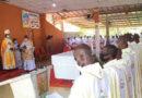 Paroisse Saint Esprit de Mockeyville /Messe Chrismale: Mgr Ahoua au clergé : '' N'abandonnons pas notre responsabilité … »