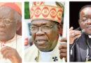En marche vers Pâques: Quatre archevêques et un évêque rappelés à Dieu