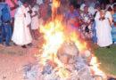 Burkina Faso / Incinération de fétiches : un collectif porte plainte contre une Paroisse de Ouaga